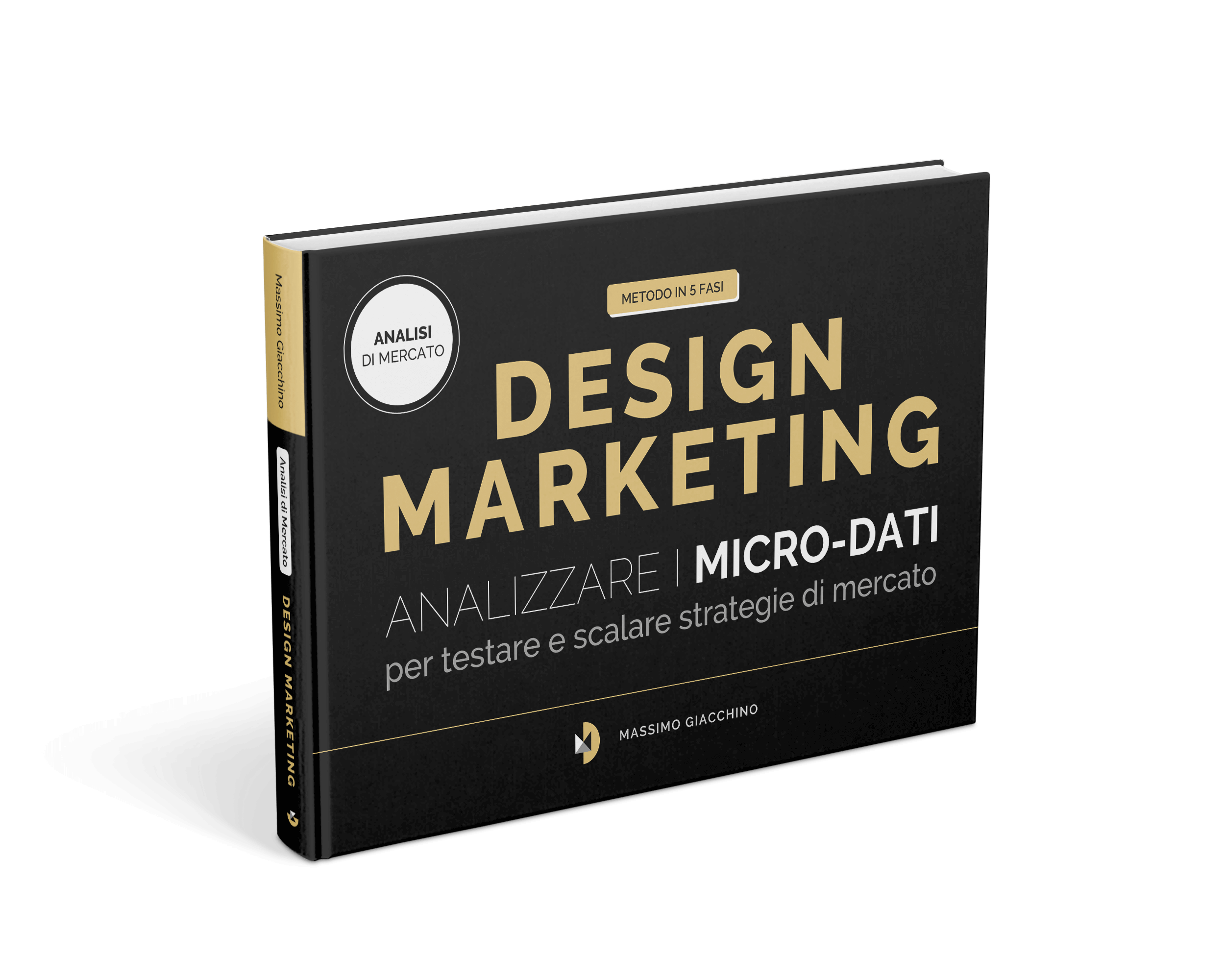 Libro Design Marketing_analizzare i micro-dati_Massimo Giacchino